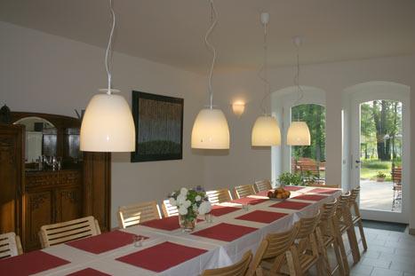 bed and breakfast dresden kleinzschachwitz k che und balkon. Black Bedroom Furniture Sets. Home Design Ideas